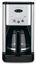 Cuisinart DCC-1200 Brew Central 12-Cup Programmable Coffeemaker, Black/B... - $165.00