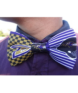 Baltimore Ravens Men's Bow Tie - $20.00