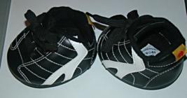 Build a Bear Workshop - Black & White Sport Shoes - $18.00