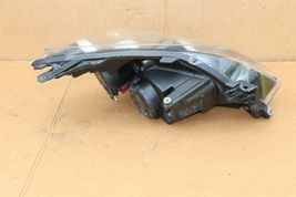 08-09 Saturn Astra Headlight Head Light Lamp Driver Left LH = POLISHED image 8
