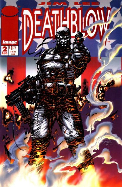 Primary image for DEATHBLOW #2 NM!