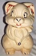 "1940s Thumper Cookie Jar 12"" High Walt Disney P... - $94.99"