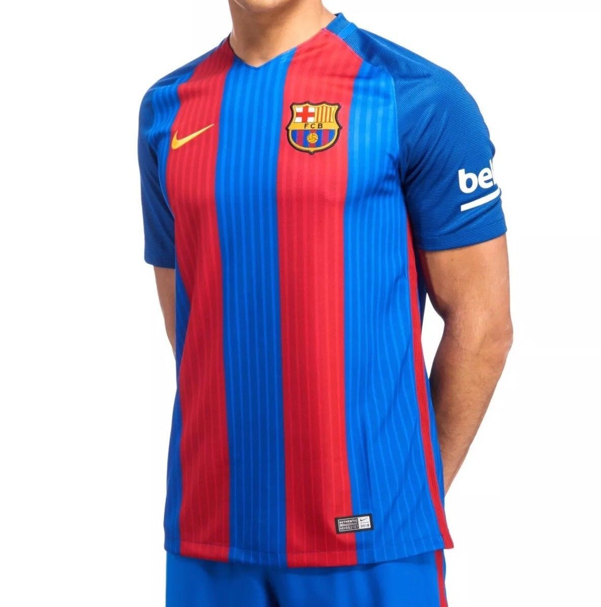 a8b58289df00c 2016-17 Barcelona Nike BLANK XL Home Sewn La and 50 similar items