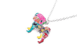 Necklaces Pendant Dog Pug Animal Zinc Alloy New Female Fashion Jewelry Accessory image 8