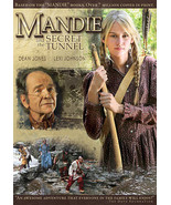 Mandie and the Secret Tunnel 2009 DVD movie dean jones lexi johnson - $9.89