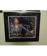 David Letterman Signed & Framed 16x20 Photo PSA/DNA #I36529 - $221.39