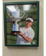Y.E. Yang Signed & Framed 11x14 PGA CHAMPIONSHIP TROPHY JSA G80357 - $132.83