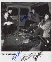 Television (Band) Tom Verlaine FULLY SIGNED Photo + COA Lifetime Guarantee - $86.99