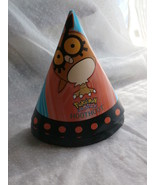 Pokemon Party Hats, Hoothoot, Package of 8 Hats... - $7.99