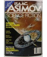 Isaac Asimov's Science Fiction Magazine January 1987 Volume 11 Number 1 - $3.99