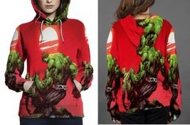 hulk red image Hoodie Women's - $44.99+