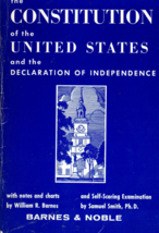 The Constitution of the United States & The Declaration of Independence–... - $3.50