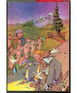 Realm #6, - 1975, RARE underground comix, 3rd printing - $18.00