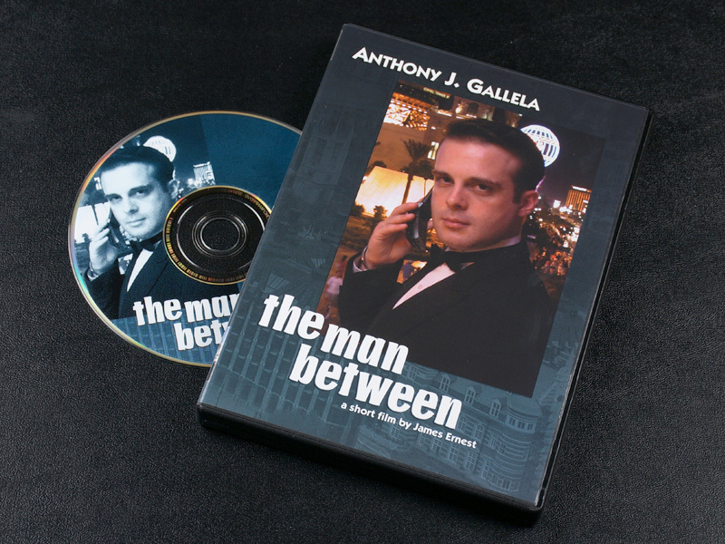 The Man Between (2003) DVD - a short film by James Ernest
