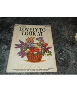 Lovely to Look At Book by N Carole Brown #100 - $9.99