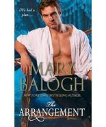 The Arrangement by Mary Balogh (2013, Hardback)... - $8.00