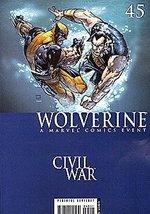 Wolverine (2003 series) #45 [Comic] Marvel - $6.86
