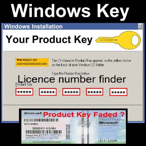 key code windows 8 1