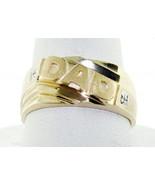 Men's Dad Ring with 2 Stones (JC1069) - $79.95+