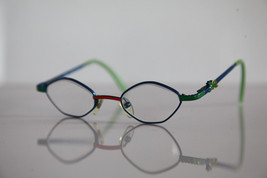 TAUSCHEK Eyewear, Multi-color Frame, RX-Able  lenses. Germany - $29.70