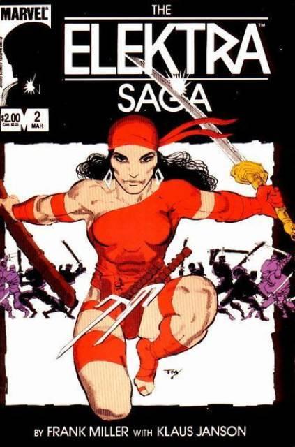 Elektra saga  2