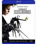 Edward Scissorhands [Blu-ray] - $2.95
