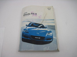 Owners Manual Mazda RX-8 2005 05 836214 - $49.37