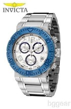 Invicta 6754 Men's Reserve Silver Dial Stainless Steel Watch - $175.00