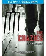 Crazies Blu-ray Disc Great Condition Complete Fast Shipping - $8.94