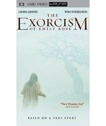 Exorcism Of Emily Rose UMD Great Condition Complete Fast Shipping - $6.93