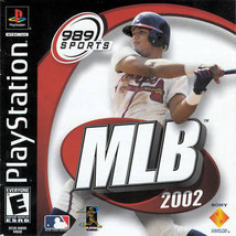 MLB 2002 PS1 Great Condition Fast Shipping - $3.93