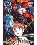 Escaflowne Vol. 4 Past And Present DVD Great Condition Complete - $6.24
