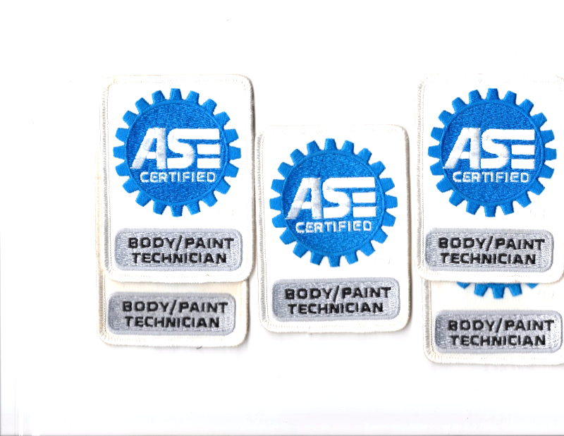Ase Certified Body Paint Technician Patch And 20 Similar Items