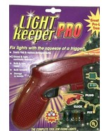 Light Keeper Pro The Complete Tool For Fixing Incandescent Light Sets NEW - $23.70