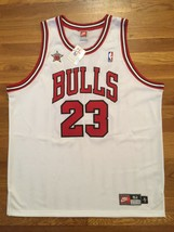 Authentic Nike 1998 NBA All-Star ASG Game Chicago Bulls Michael Jordan Jersey 52 - $999.99