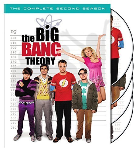 The Big Bang Theory: Season 2 [DVD] [2009]