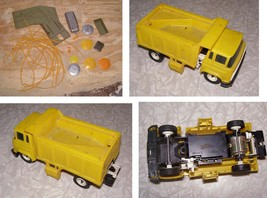 1966 Mattel Switch And Go Dump Truck Lot Switch-n-Go - $29.99