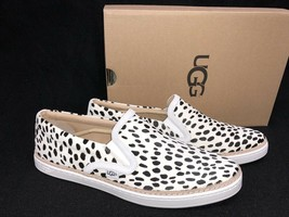 Ugg Australia Soleda Exotic Sneaker Calf Hair White 1096943 Shoes Women's - $79.99
