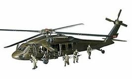 *Hasegawa 1/72 US Army UH-60A Black Hawk Model D3 - $16.33