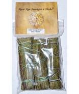 "Cedar smudge stick 3-Pack 4"" - $12.99"