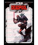 Star Wars Deadpool & Yoda 011 - Custom Lego Card Back w/Blister - No Min... - $5.00