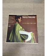 1966 Capitol Records NANCY WILSON vinyl album NANCY-NATURALLY  LP ex sle... - $8.00