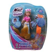 Winx Club Odysea Explorer Stella Doll Fairy to Mermaid - $35.00
