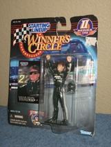 Rare  Starting Lineup  Ward Burton  Action Figure  NASCAR  1998 NIP - $8.56