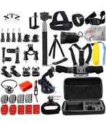 Gopro Accessories Kit Hero Camera Chest Head Mount Pole Bundle Accessory... - $53.19