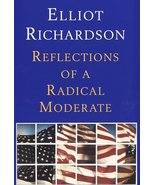 Reflections of a Radical Moderate [Hardcover] Richardson, Elliot - $14.75