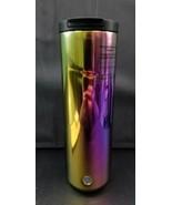 Starbucks Holiday 2020 Iridescent Stainless Steel Coffee Tumbler 20 oz N... - $99.99
