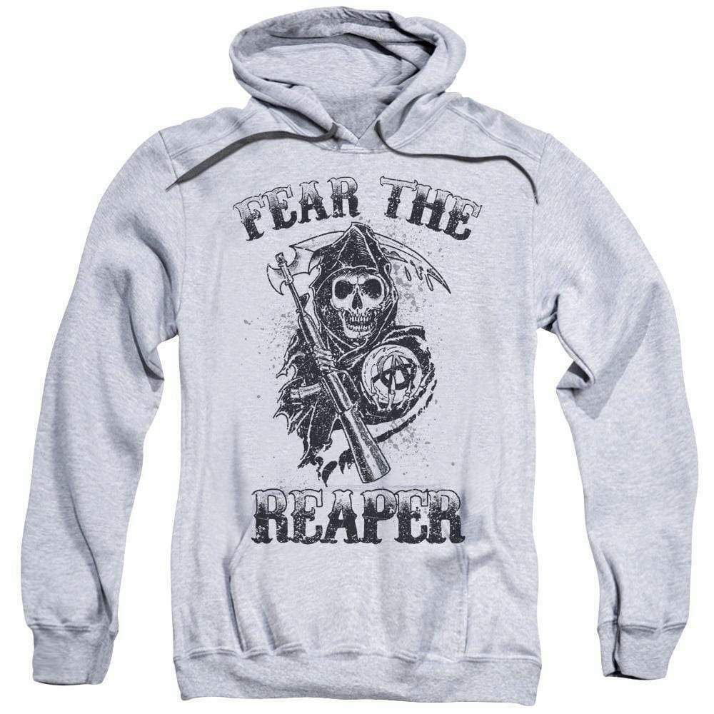 Sons of Anarchy Fear the Reaper Motorcycle Club graphic hoodie SOA124