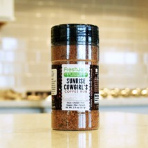 Sunrise Cowgirl's Coffee Rub - $12.99