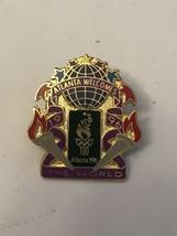 Vintage  Atlanta Welcomes The World 1996 Pin - $5.94